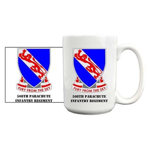 508th Parachute Infantry Regiment Coffee Mug