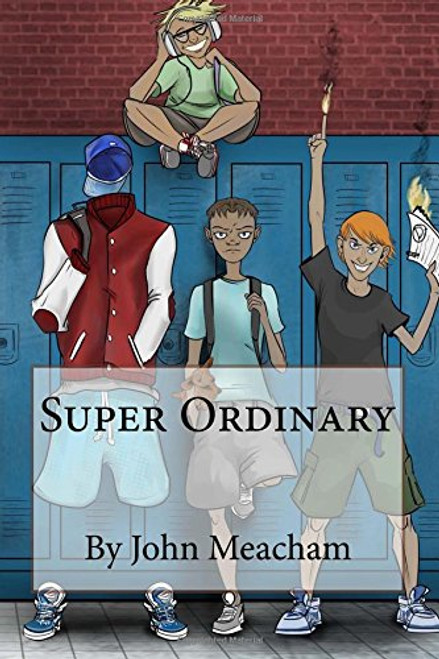Super Ordinary Book