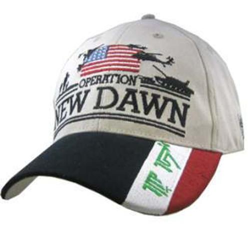 Operation New Dawn Cap