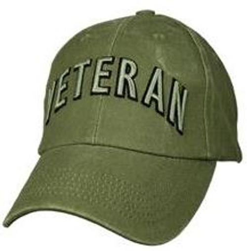 Veteran Cap OD GREEN