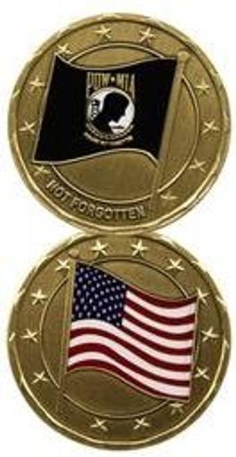 POW MIA W/FLAG (USA)
