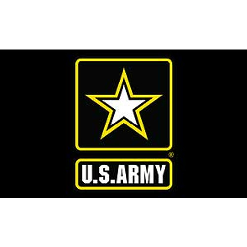 US Army Logo 3X5 Flag
