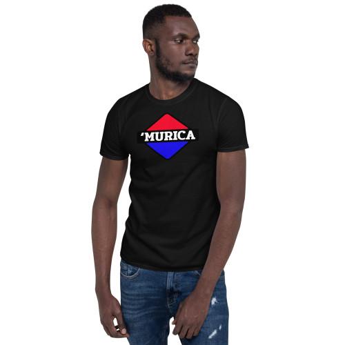 'Murica Short-Sleeve Unisex T-Shirt