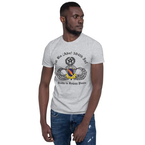 1-504 PIR Short-Sleeve Unisex T-Shirt