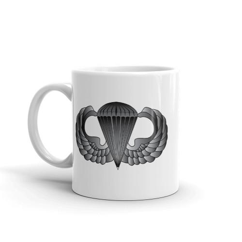 Parachutist Badge Mug