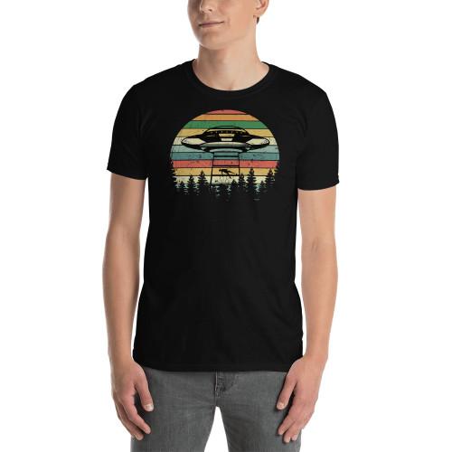UFO Pickup Short-Sleeve Unisex T-Shirt