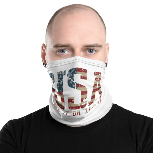 USA Love it or Leave it Neck Gaiter