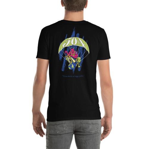 504 Devils (New Version) Short-Sleeve Unisex T-Shirt