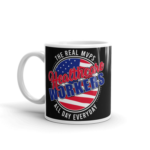 Healthcare Workers (The Real MVPs) Mug
