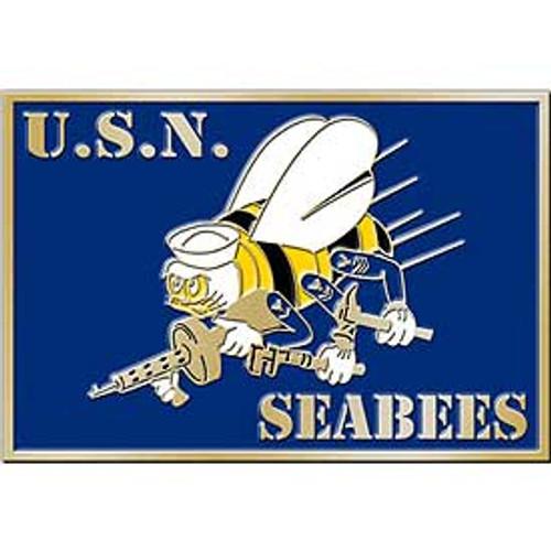 U.S. Navy Seabees Buckle