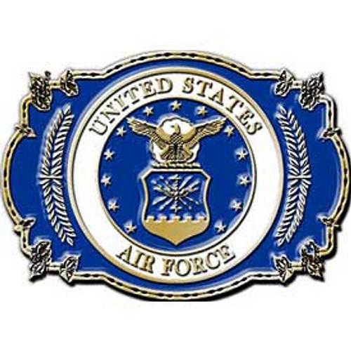 U.S. Air Force Logo Buckle