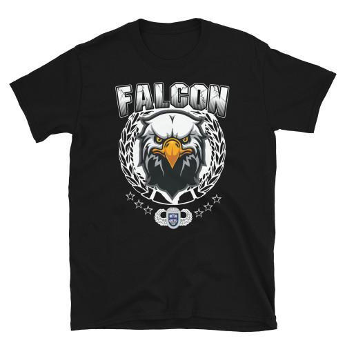 325 Falcon Design Short-Sleeve Unisex T-Shirt