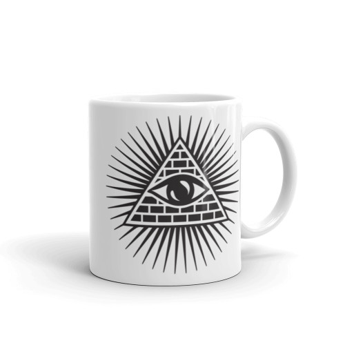 Freemason (Option 5) Mug