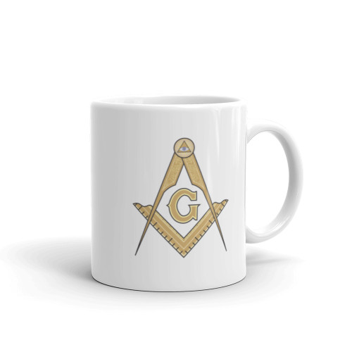 Freemason (Option 7) Mug