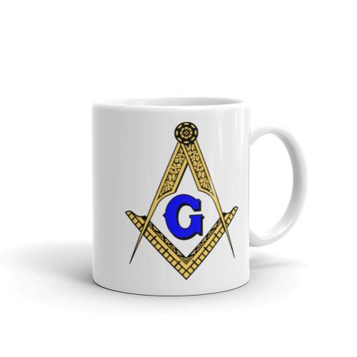 Freemason (Option 10) Mug