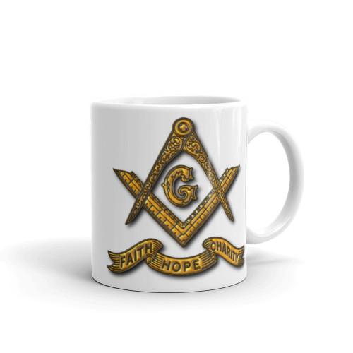 Freemason (Option 12) Mug