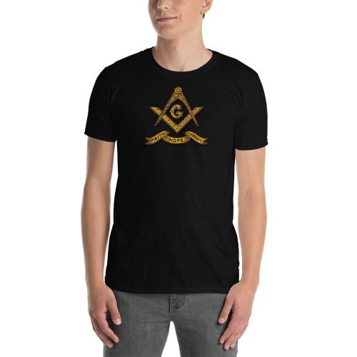 Freemason (Option 1) Short-Sleeve Unisex T-Shirt