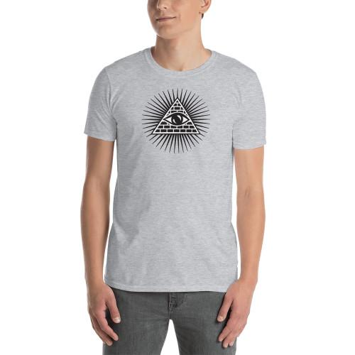 Freemason (Option 2) Short-Sleeve Unisex T-Shirt