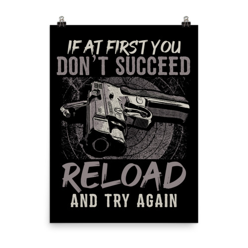 Reload and Try Again Poster