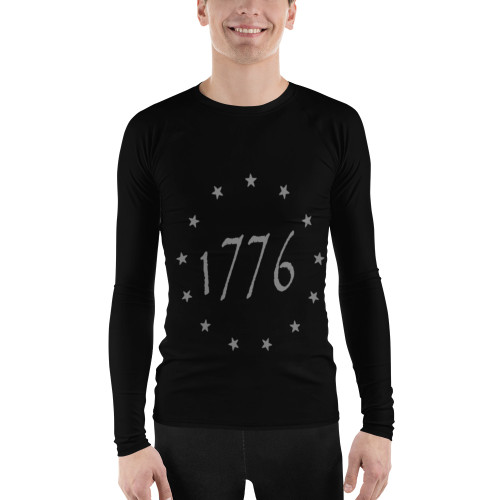 1776 Men's Rash Guard
