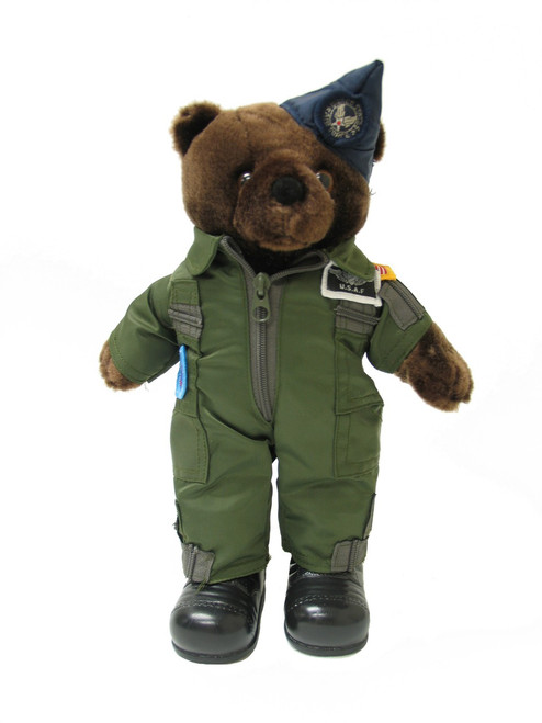 Air Force Flight Suit Male - Mini Bear
