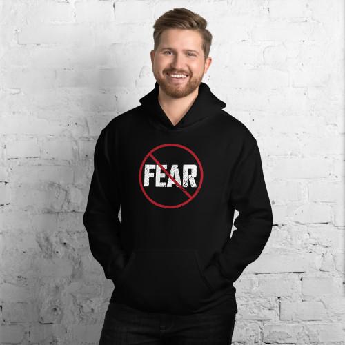 No Fear Unisex Hoodie