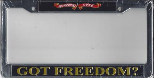 Got Freedom (FRAME)