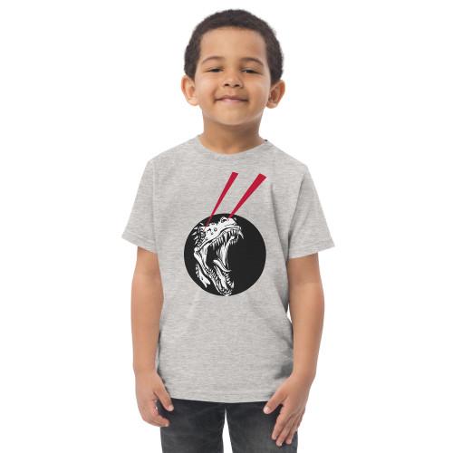 Dino Lasers Toddler jersey t-shirt
