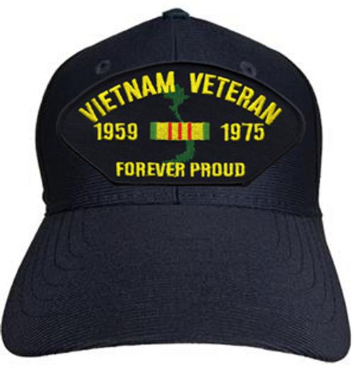 VIETNAM VETERAN (FOREVER PROUD) Baseball Cap