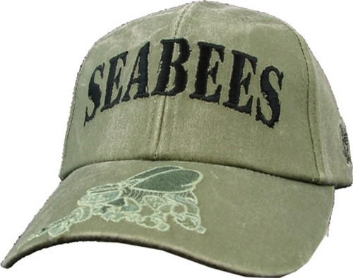 U.S. NAVY SEABEES Baseball Cap