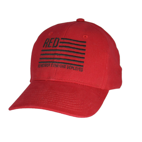 Remember Everyone Deployed (Red)