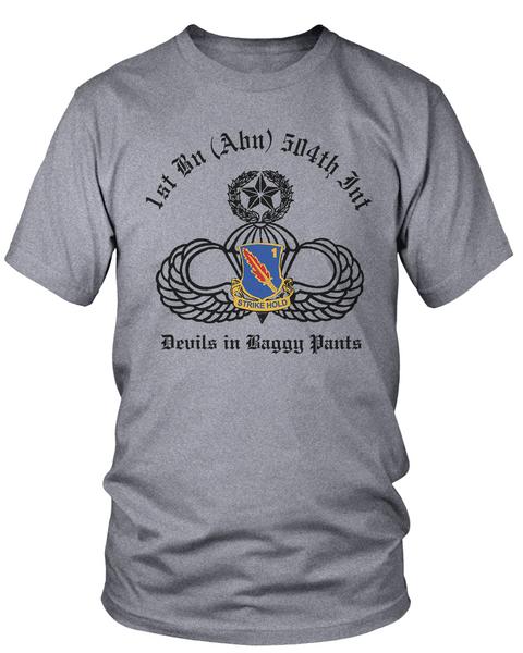 1-504 PT Shirt