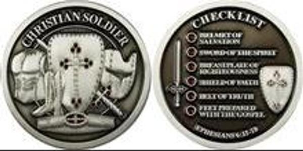 CHRISTIAN SOLDIER CHECKLIST
