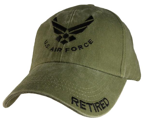 U.S. AIR FORCE RETIRED Baseball Cap