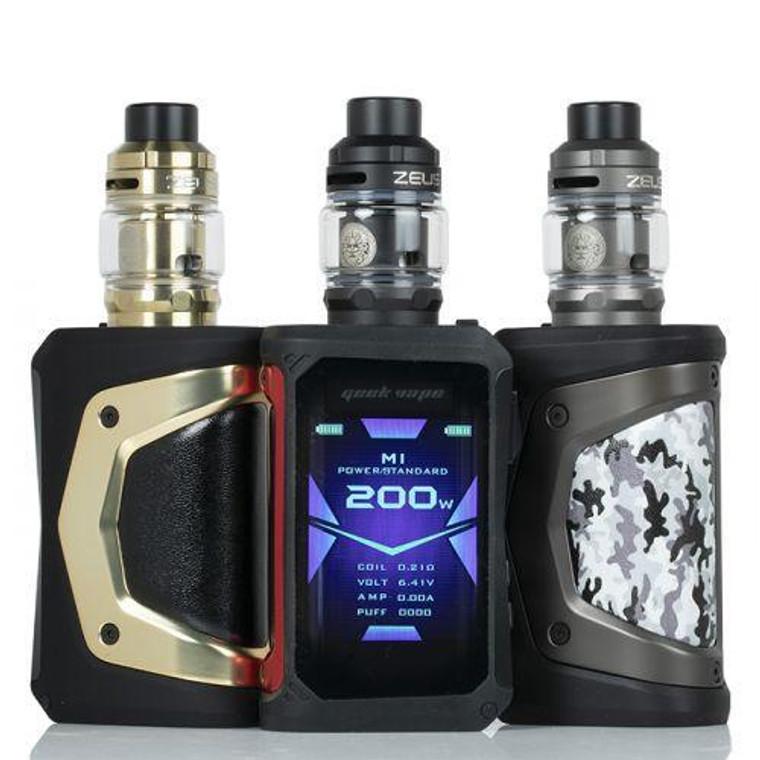Geek Vape Aegis X 200W Zeus Kit
