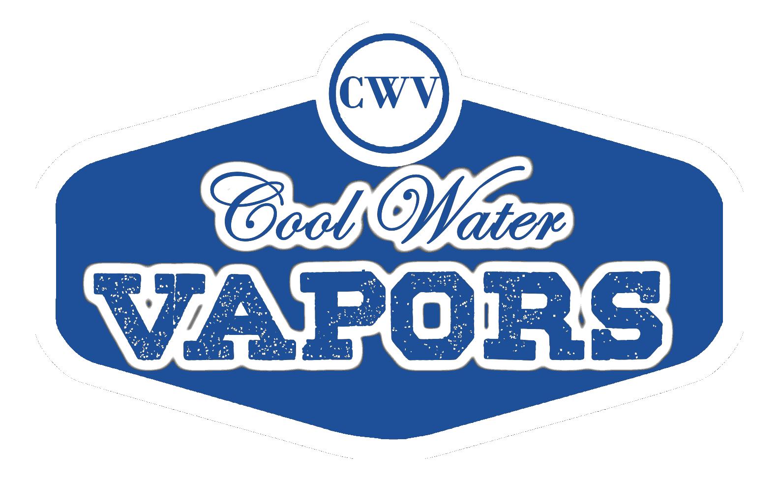 Cool Water Vapors & CBD