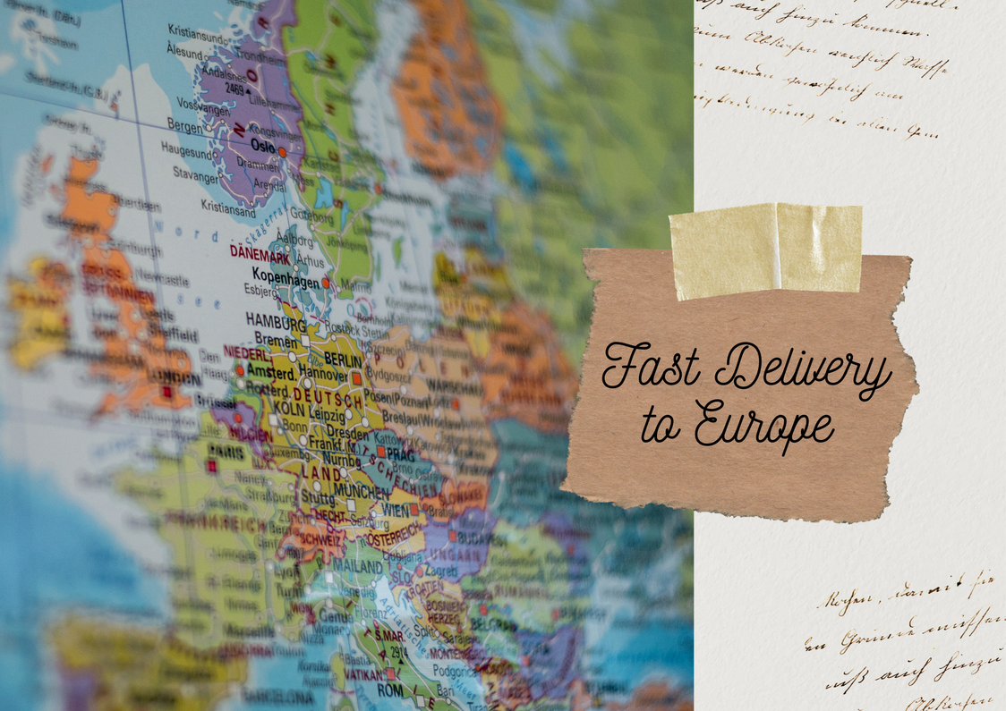 Normal Timescales Restored for Deliveries to Europe