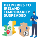 Ireland Orders - Temporarily Suspended