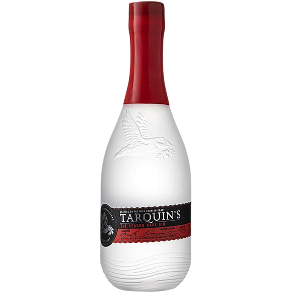 Tarquin's The Seadog Navy Dry Gin, 70cl