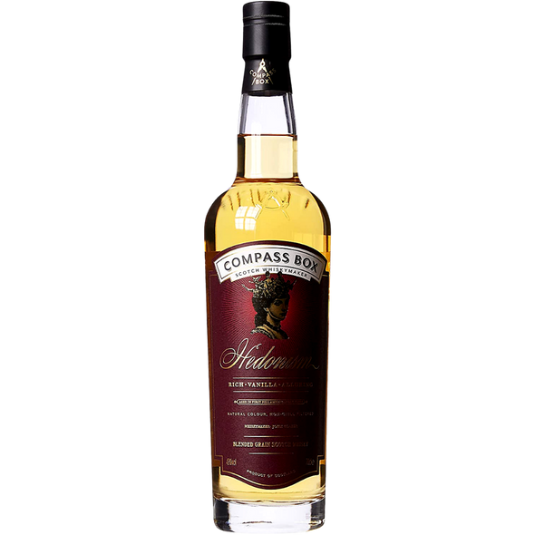 Compass Box Hedonism Whisky, 70CL
