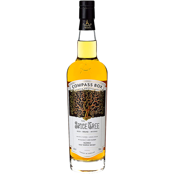 Compass The Spice Tree Blended Whisky, 70CL