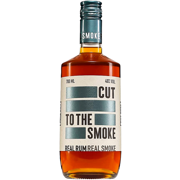 Cut Rum Smoked,  70cl
