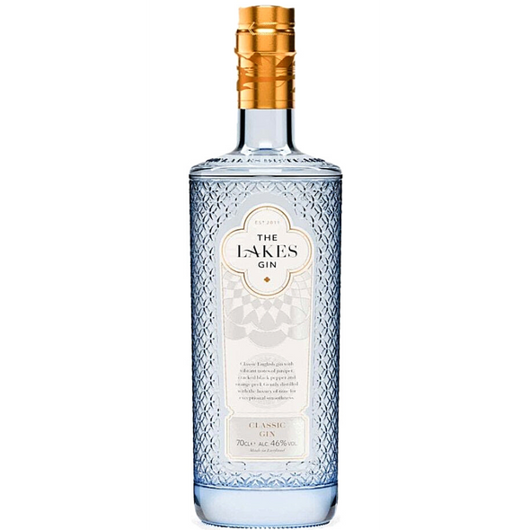 The Lakes Classic English Gin, 70cl