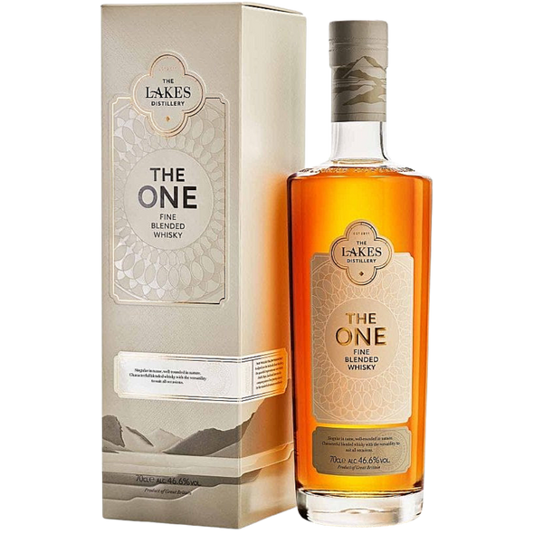 The Lakes Distillery The One Fine Blended Whisky, 70cl