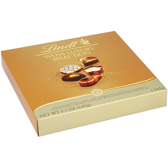 Lindt Swiss Luxury Selection, 145g box