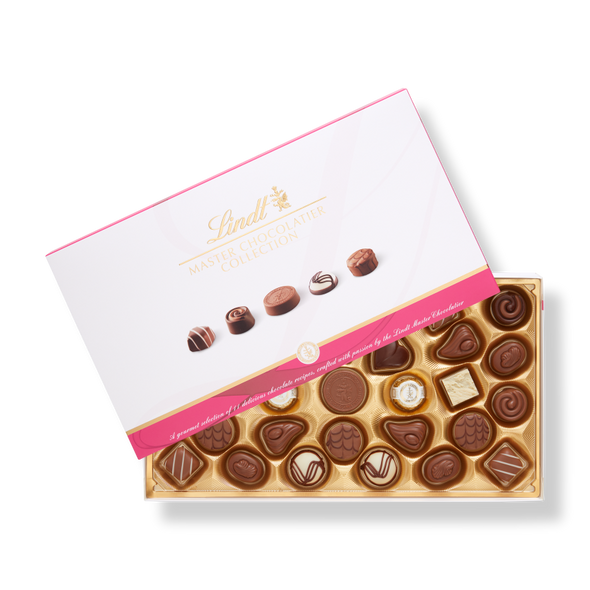 Lindt Master Chocolatier Collection, 320g open box