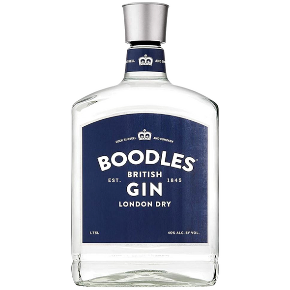Boodles London Dry Gin, 70cl