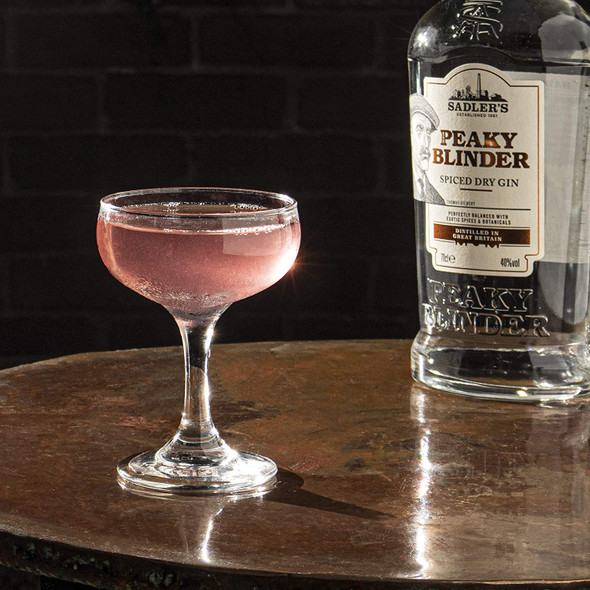 Peaky Blinder Spiced Dry Gin, 70cl cocktail