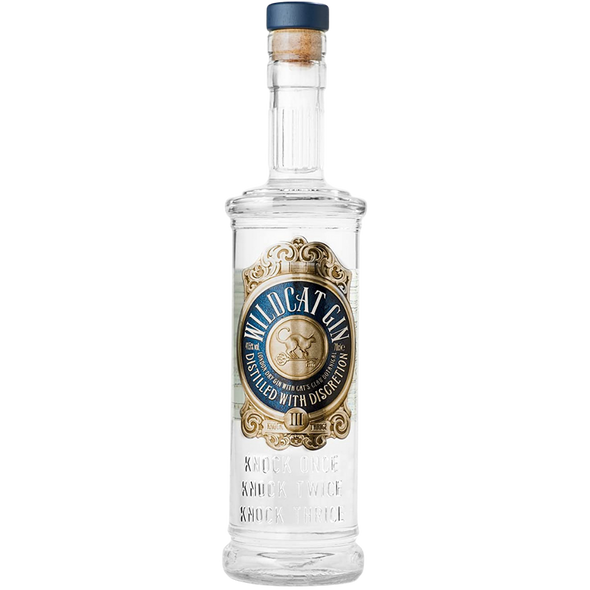 Wildcat London Dry Gin, 70cl