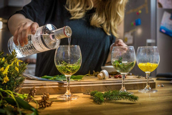 The Botanist Islay Dry Gin, 70cl create the perfect serve